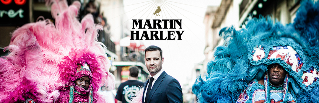 Martin Harley