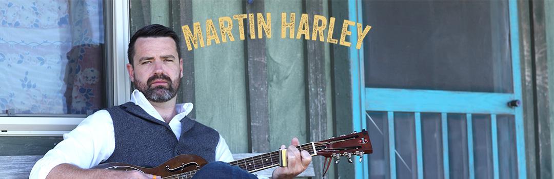 Martin Harley
